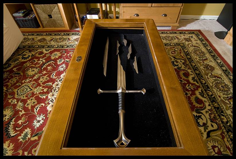 Sword Display Cabinet. | SBG Sword Forum