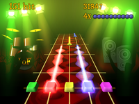 Guitar Hero Linux